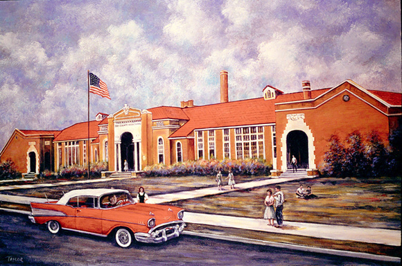 Bay High School (57 Chevy)
